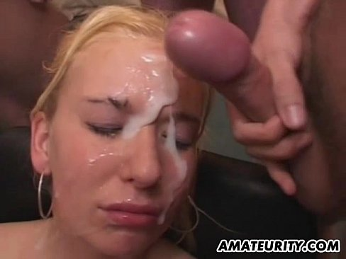 homemade prodigy gf orgy with massive facials