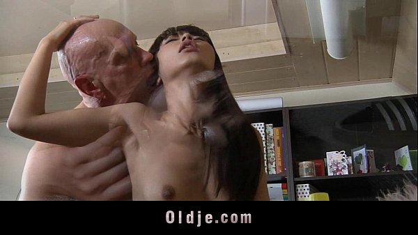 asian immature banging older bald teacher teen asian