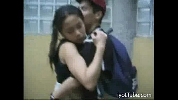 asian teenagers push at public washroom teen asian