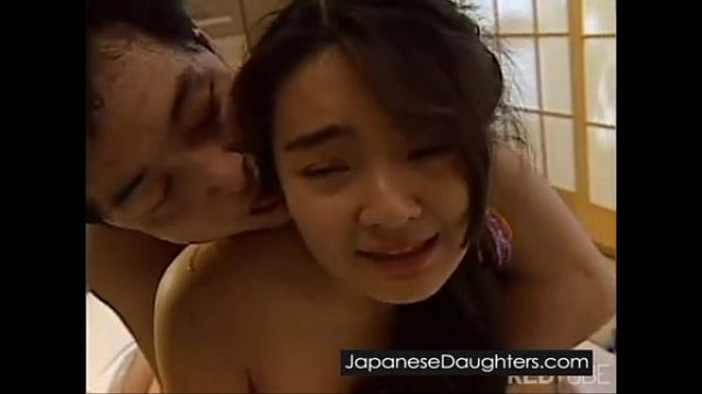 young japanese adolescent pumped lubber in he teen japanese