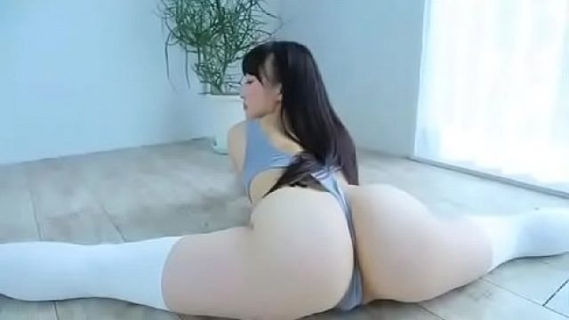 Teen Big Ass thick booty asian who is very she