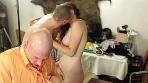 Teen Orgy crazy porn with plumber  super hot so desire hd